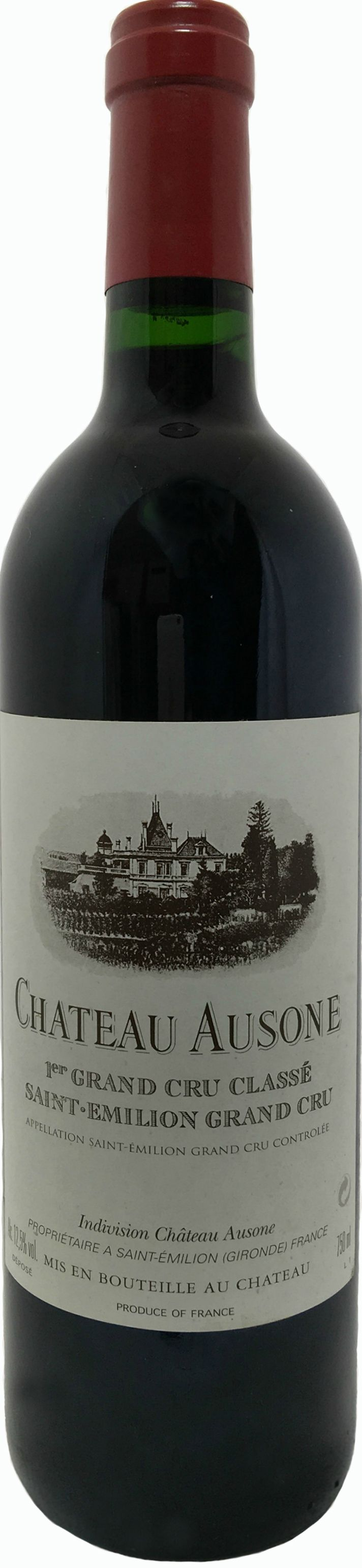 Chateau Ausone, 1er Grand Cru, 2002