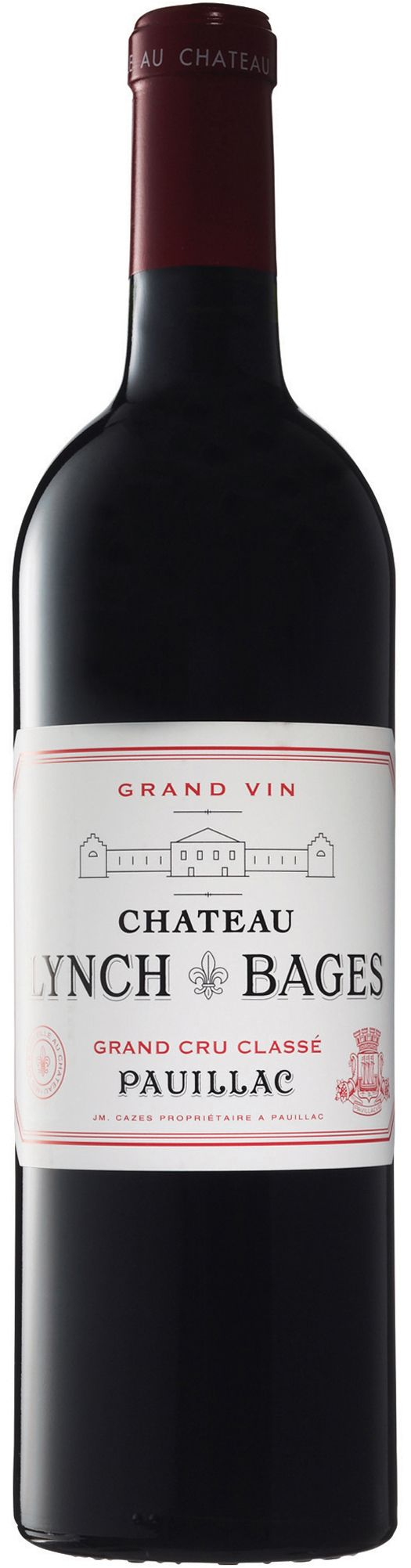 Chateau Lynch-Bages, 2005