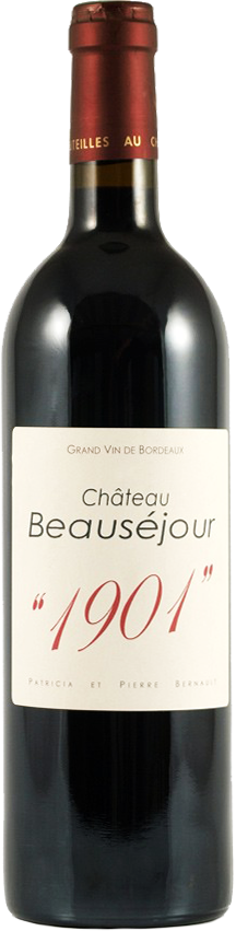 "Chateau Beausejour ""1901"", 2006"