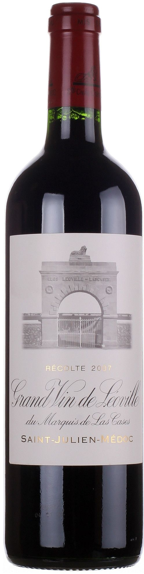 Chateau Leoville Las Cases, 2007