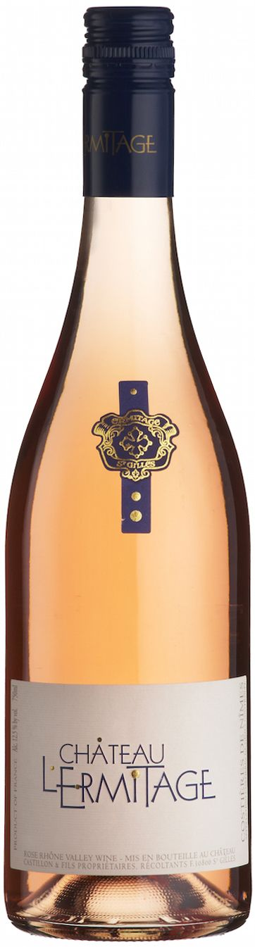 Chateau l'Ermitage, Tradition Rose, 2014