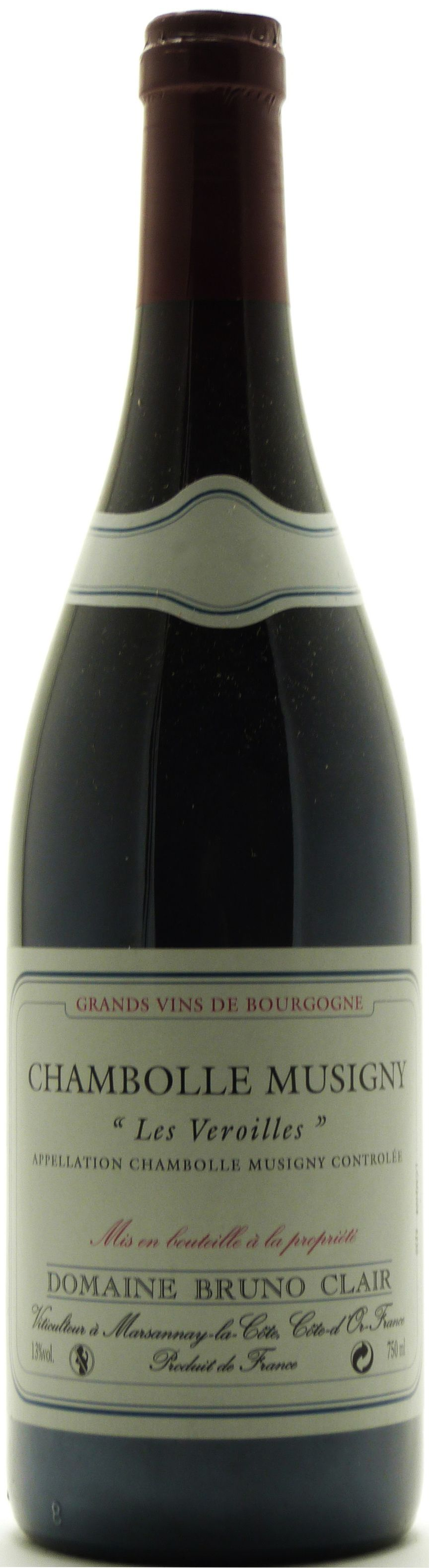 Domaine Bruno Clair, Chambolle-Musigny Le Veroilles, 2006