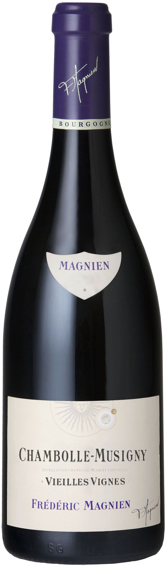 Domaine Frederic Magnien, Chambolle-Musigny Vieilles Vignes, 2008