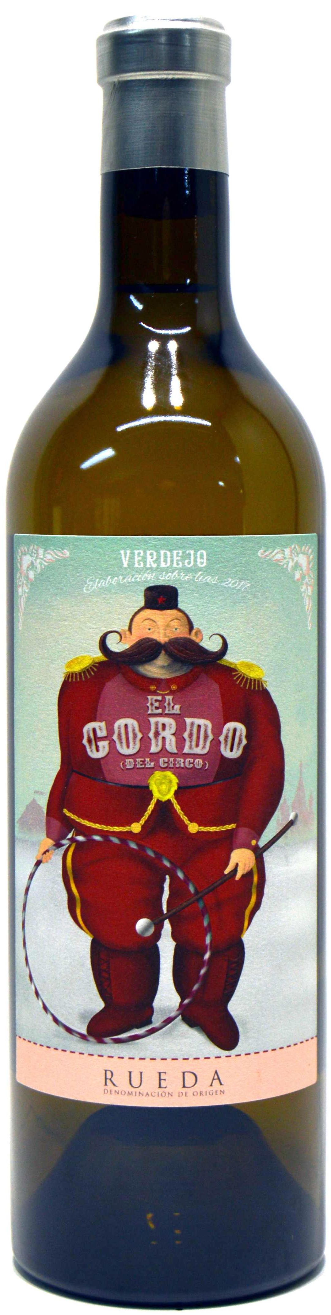 Casa Rojo, El Gordo Del Circo, 2017 (In 5 Btls Gift Box Set)