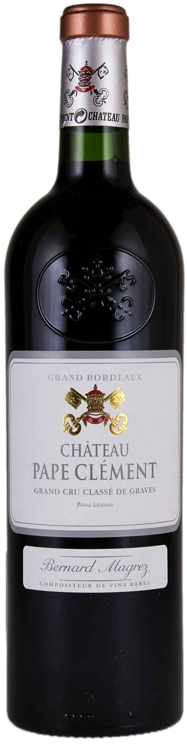 Chateau Pape Clement,  Rouge Grand Cru Classe De Graves, 2011