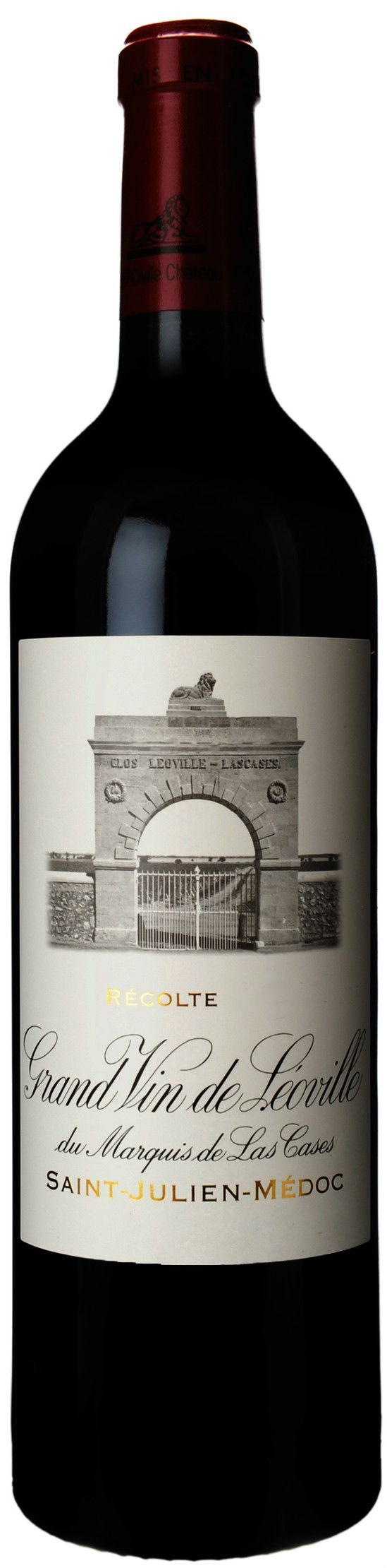 Chateau Leoville Las Cases, 2002