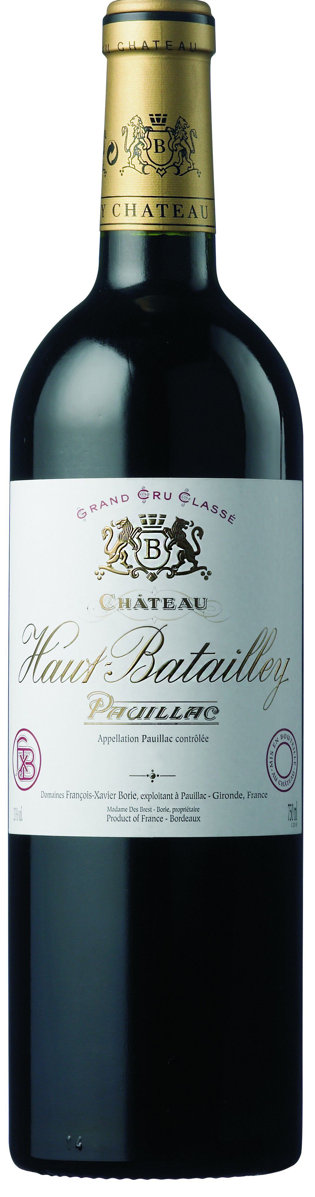 Chateau Haut-Batailley, 2006