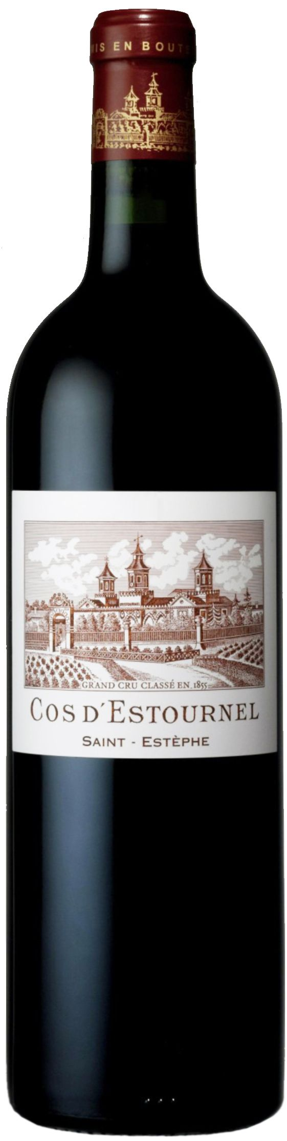 Chateau Cos d'Estournel, Grand Cru Classe, 2008