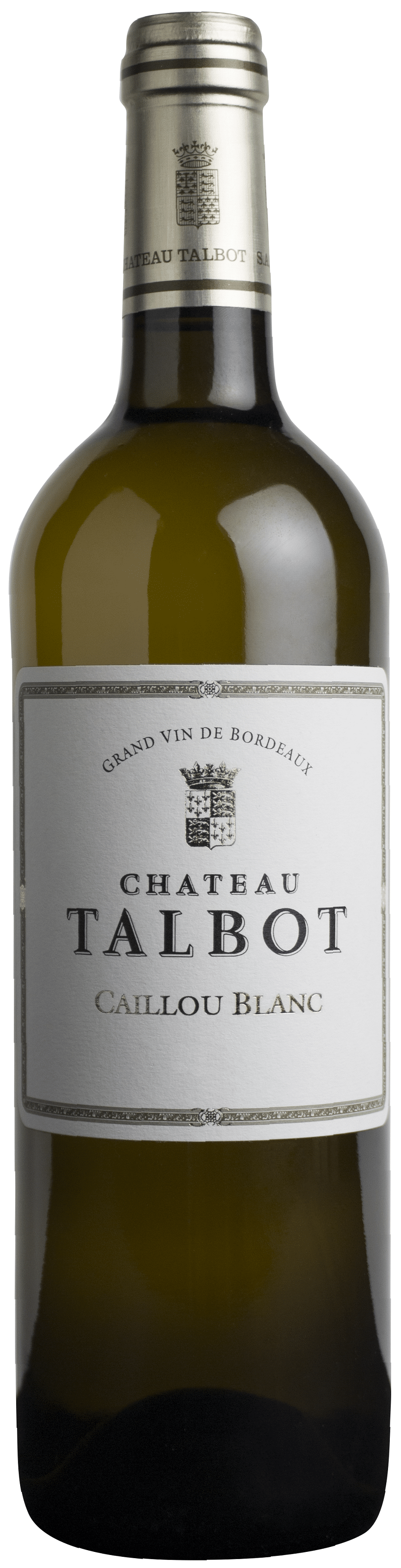 Chateau Talbot, Caillou Blanc, 2002