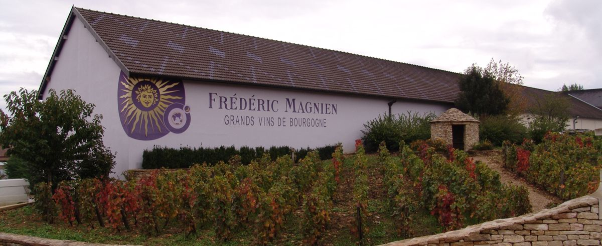 DOMAINE FREDERIC MAGNIEN / ДОМЕН ФРЕДЕРИК МАНЬЕН