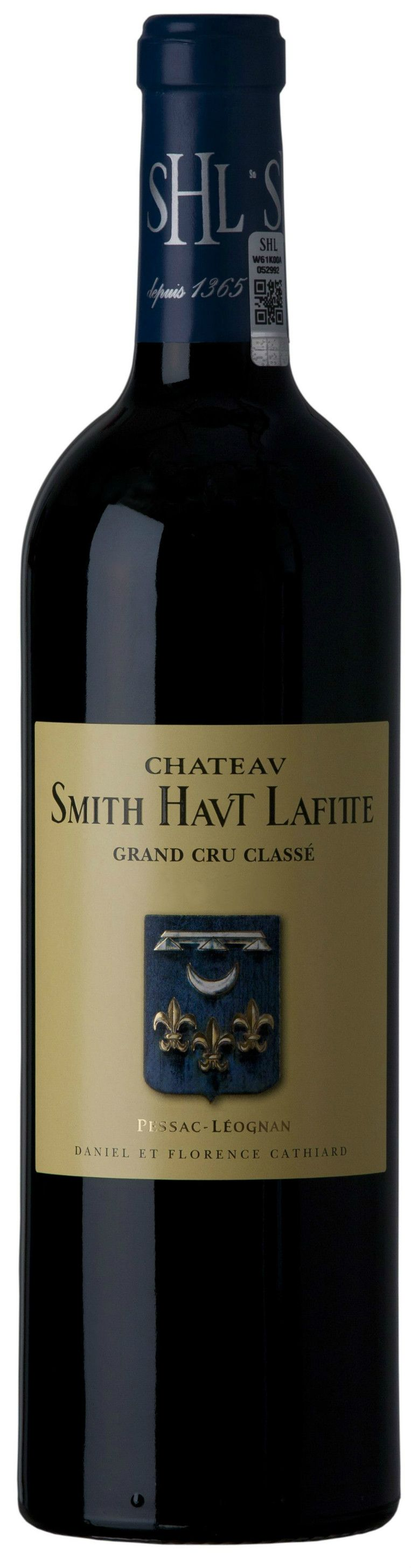 Chateau Smith Haut Lafitte, 2009
