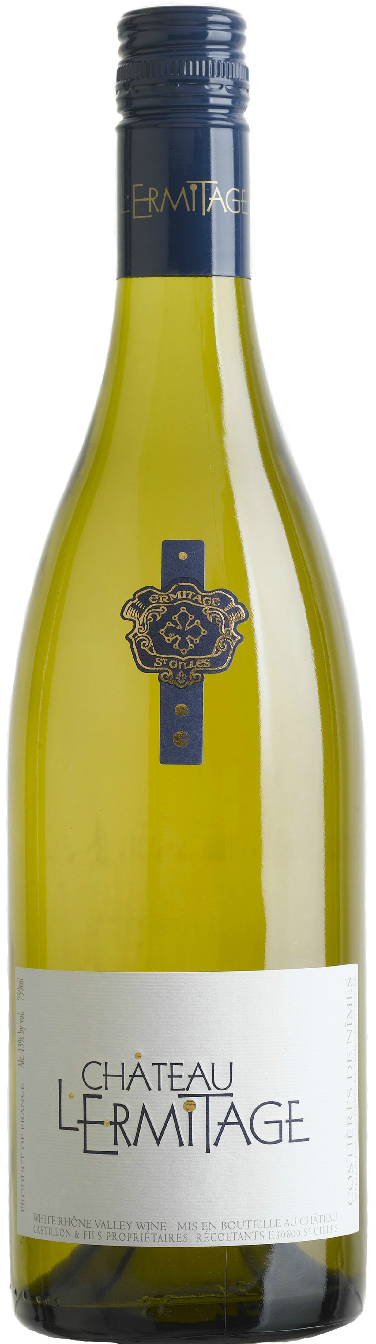 Chateau l'Ermitage, Tradition Blanc, 2016