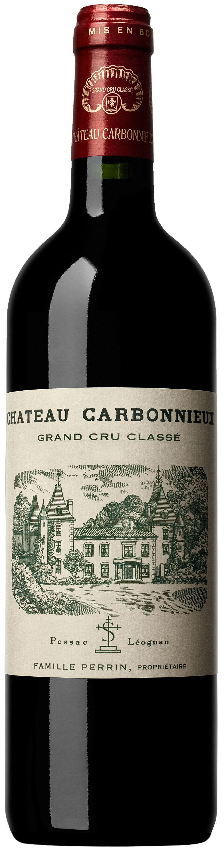 Chateau Carbonnieux, Grand Cru Classe Rouge, 2005