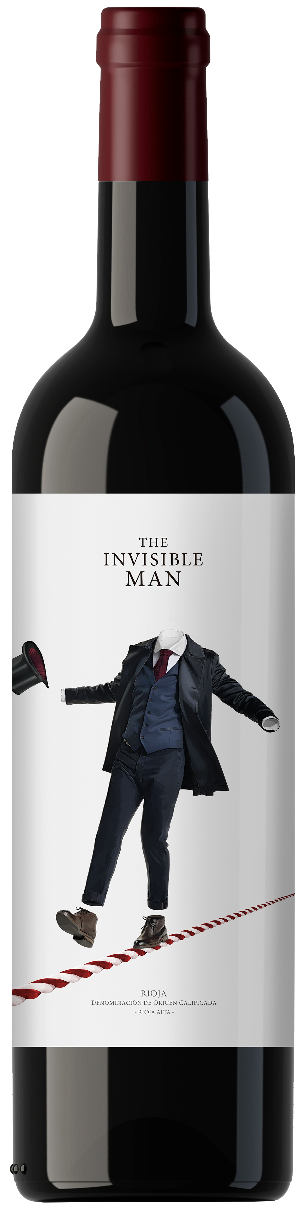 Casa Rojo, The Invisible Man, 2014 (5 Btls Gift Set)