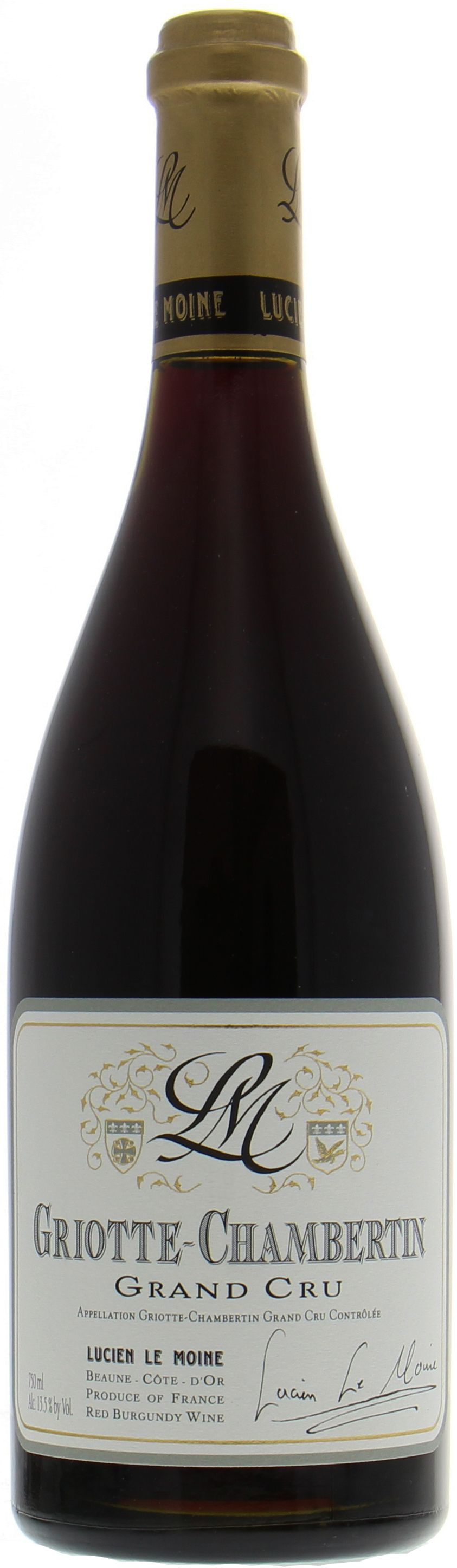 Lucien Le Moine, Griotte-Chambertin Grand Cru, 2013