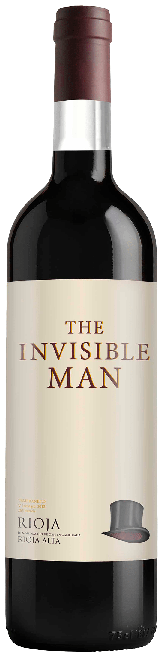 Casa Rojo, The Invisible Man, 2015 (5 Btls Gift Set)